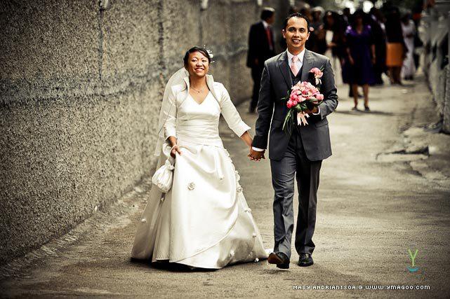 Photographe de mariage à Madagascar