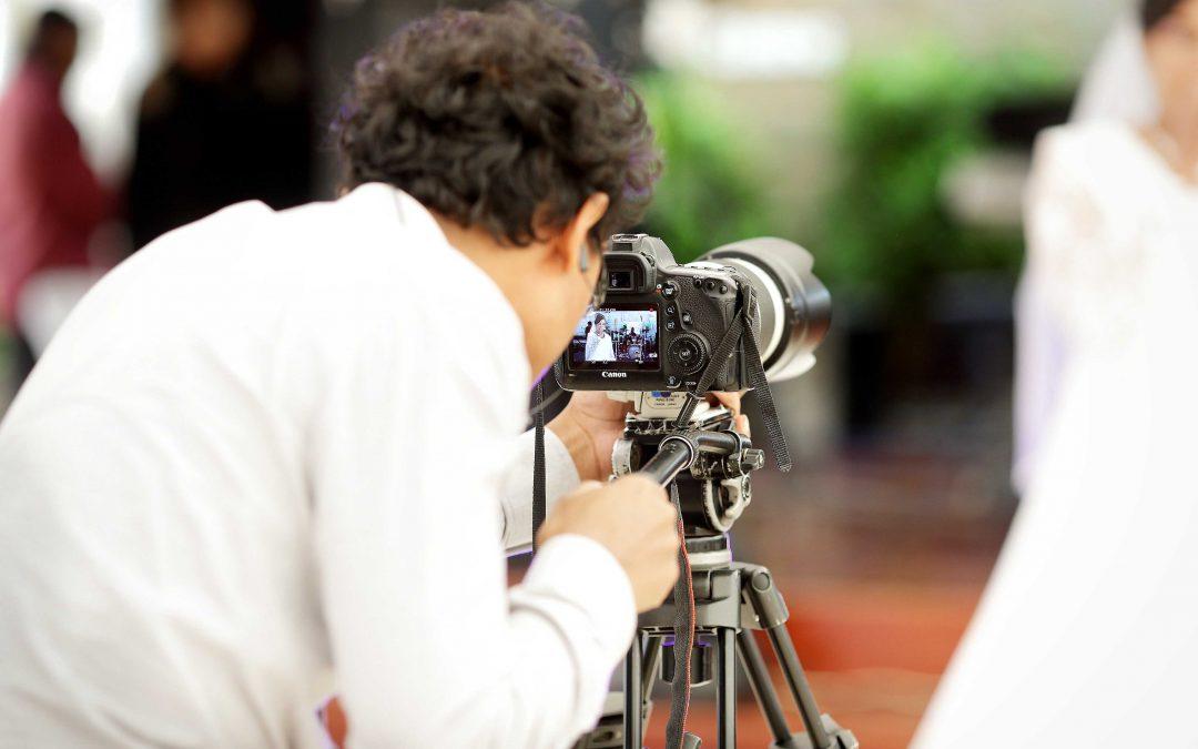 Un photographe professionnel pour votre journée de mariage