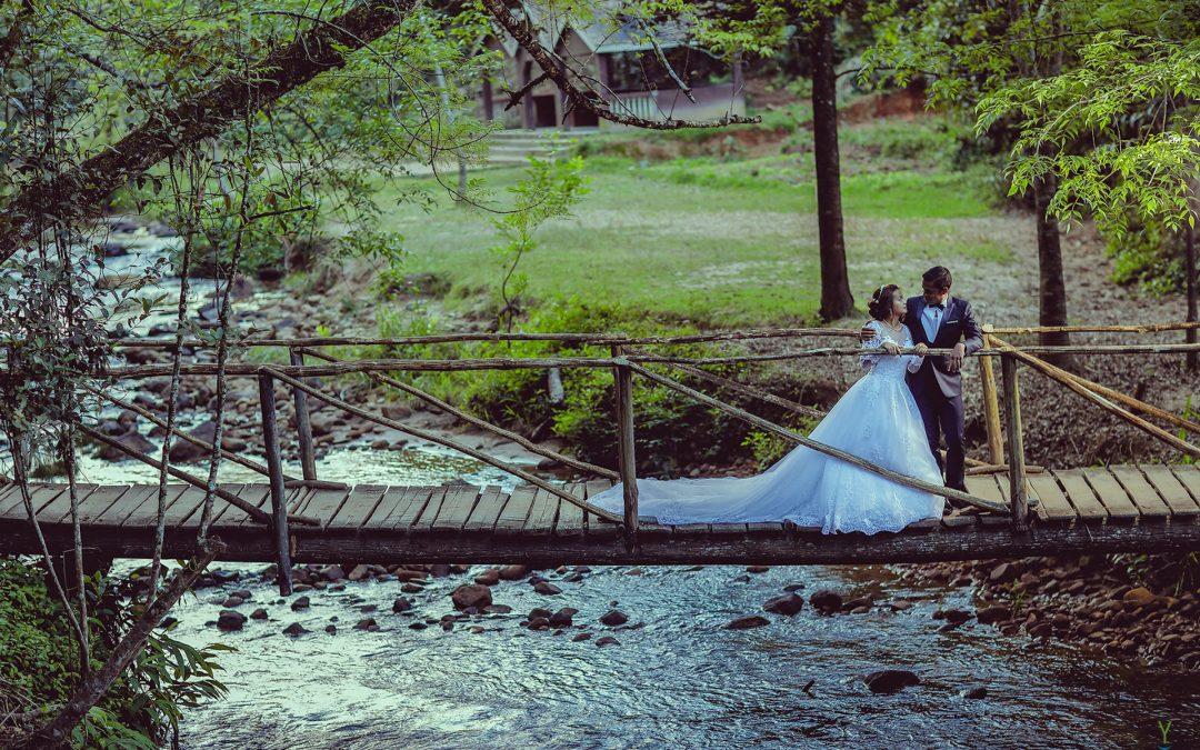 Photographe de mariage, les prestations d'un professionnel
